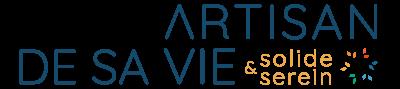 Logo Artisan de Sa Vie Solide & Serein